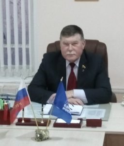 Глава Колоярского муниципального образования